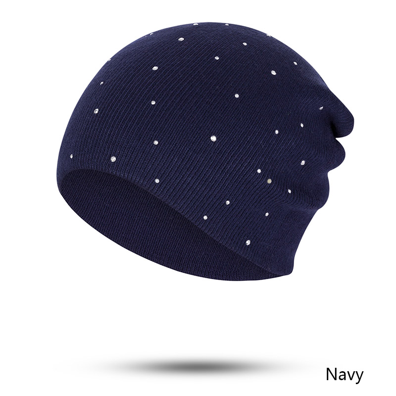 f4de1bc91b7 Dropwow Evrfelan 2018 Fashion Design Women s Winter Beanie Hat ...