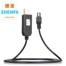 AC L200 USB de 5V AC L200B AC L200C adaptador de corriente, cable de fuente de alimentación para Sony AC L25 DSC HX1 UX7 DCR UX5 NEX VG30 VG900