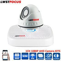 1920 1080P Full HD 3000TVL Outdoor Security Camera System 1080P HDMI CCTV Video Surveillance 4CH DVR
