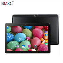 2018 Global Version Android 7.0 OS 10 inch tablet Octa Deca Core 3G 4G FDD LTE 4GB RAM 64GB ROM Tablets pad 10.1 Dual SIM Cards