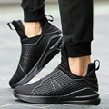 2017 High Quality Men's Casual Shoes Spring Summer Mens Trainers Breathable Flats Walking Shoes Zapatos Hombre Male Sneakers