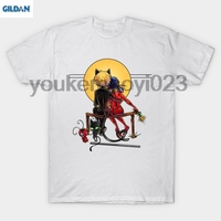Gildan mariquita Rockwell camiseta