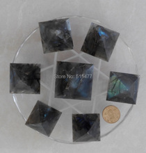 The best natural labradorite pyramid seven home furnishing articles gifts