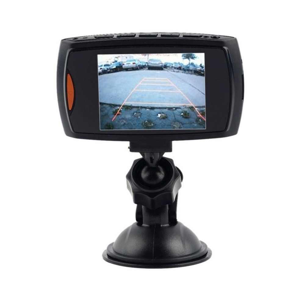 מצלמת מקף 1080P FHD DVR רכב נהיגה מקליט LCD מסך 170 רחב זווית G-חיישן ראיית לילה, זיהוי תנועה