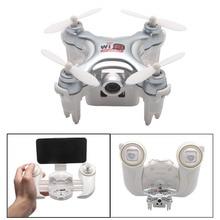 Cheerson cx-10wd-tx мини wi-fi 0.3mp камера rc quadcopter fpv высокой удержания + remote-p101