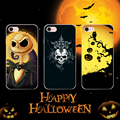 Calabaza de halloween esqueleto teléfono case para apple iphone 7 plus 7 6 plus 6 s 6 5S 5 5.5 pulgadas cubierta case tpu soft pc hard case