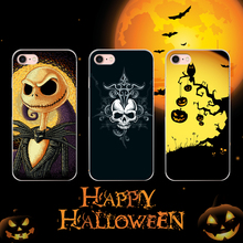 Halloween Skeleton Pumpkin phone case for apple iphone 7plus 7 6plus 6s 6 5s 5 5