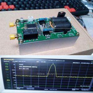 Image 1 - 70W SSB ליניארי HF מגבר כוח DIY ערכות עבור YAESU FT 817 KX3 AM CW FM רדיו חם חדש