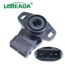 LOREADA MD628074 TPS Датчик положения дроссельной заслонки 5S5377 TPS4183 TH404 1580818 для Mitsubishi Lancer Outlander Pajero