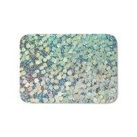 Mermaid Scales Bath Mat Floor Mat Kitchen Rug Kitchen Mat Door Outdoor Kitchen Carpet