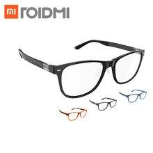 f3ff0f7e57 Original Xiaomi Mijia ROIDMI B1/W1 desmontable Anti-azul-rayos gafas de  protección ojo Protector para hombre, mujer reproducir T..