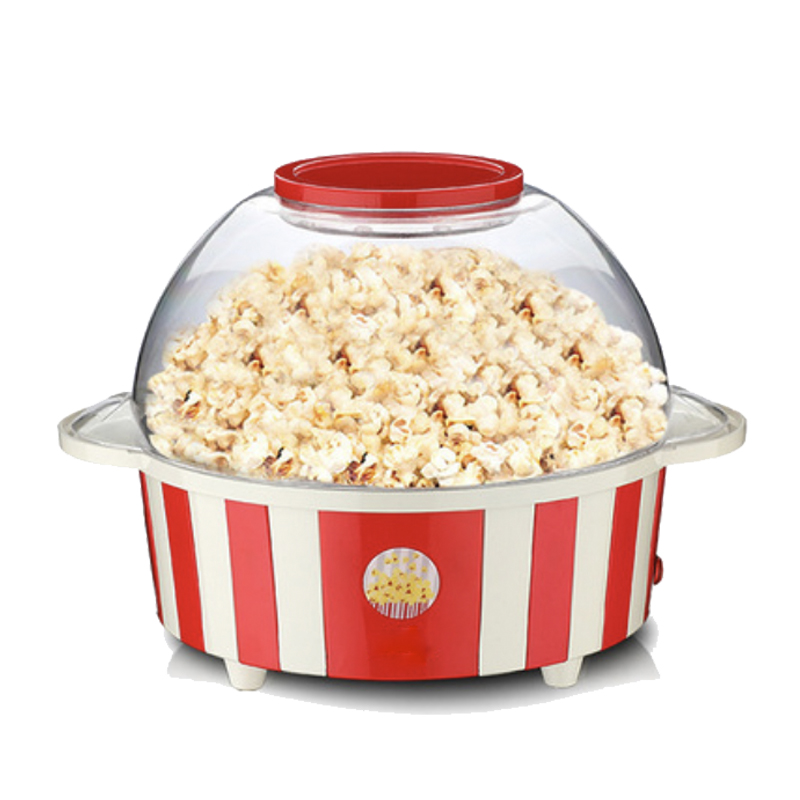 Automatic Popcorn machine hot air popcorn maker household popcorn maker 220V pop 06 economic popcorn maker commercial popcorn machine with cart