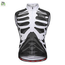 все цены на WOSAWE Summer Sleeveless Cycling Vest Quick Drying MTB Clothing Bicycle Maillot Ciclismo Sportwear Breathable Bike Clothes онлайн