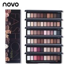 Fashion font b Eye b font Makeup Palette Natural NOVO Make Up Light 10 Colors font