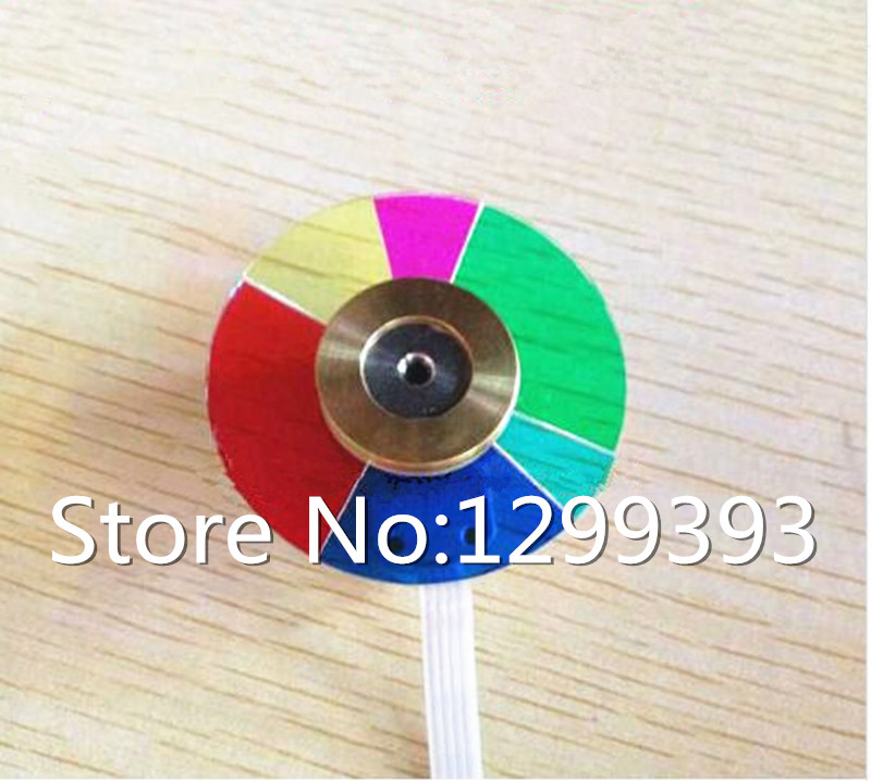Projector Color Wheel for  ACER  H6500  Free shipping mp620 mp622 mp625 projector color wheel mp620 mp622 mp625