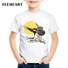 The Sun Boys Novelty Kids T-shirt