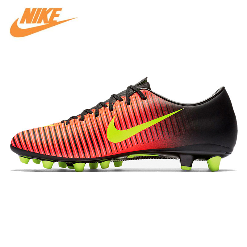 цены NIKE Original New Arrival AG-PRO Men's Light Comfortable Football/Soccer Shoes Sneakers 831963585