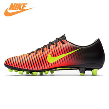 NIKE Original New Arrival AG-PRO Men's Light Comfortable Football/Soccer Shoes Sneakers 831963585