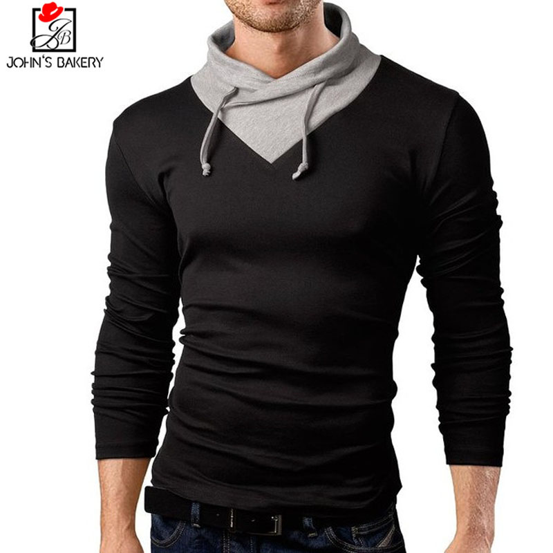 T shirt men 2017 brand long sleeve hip hop male fashion t for Long sleeve t shirts with collar