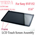 WEIDA LCD Ersatz 15,6