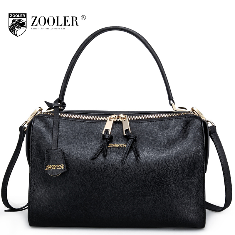 ZOOLER Designer Handbags High Quality Women Genuine Leather Fashion Handbag Shoulder Bag Sac A Main Femme Nouvelle Collection fashion aelicy high quality style designer handbag bucket shoulder bag women leather handbags sac a main femme de marque luxe