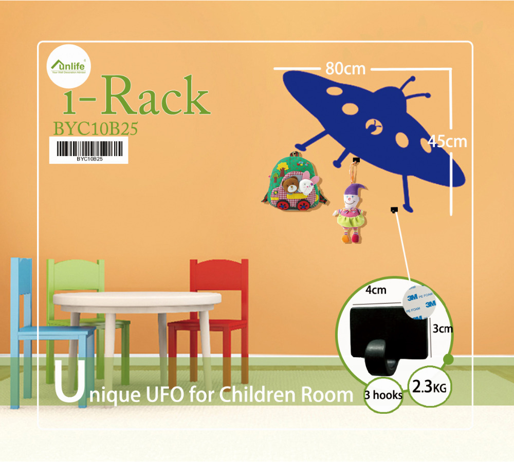 Cute Wall Decoration For Kids Room Contemporary - The Wall Art ...