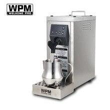 200-240VFully автоматическая профессиональная Пароварка для молока с настройкой температуры/машина для вспенивания молока из нержавеющей стали WPM WELHOME PRO