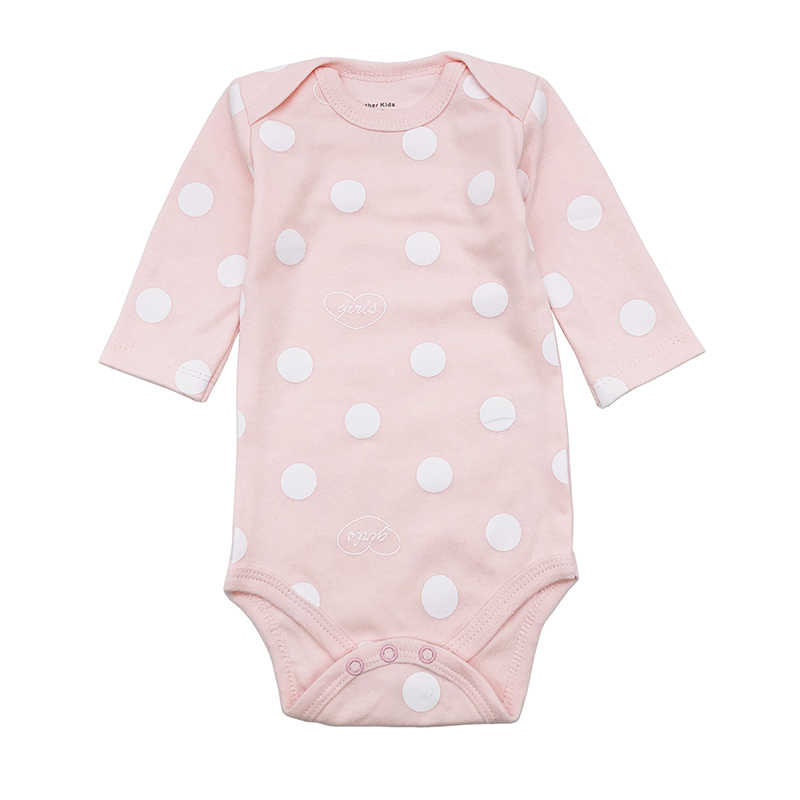 Body de bebé recién nacido de manga larga de algodón Niños Niñas Ropa Para niña primavera moda niños mono ropa infantil conjunto de ropa