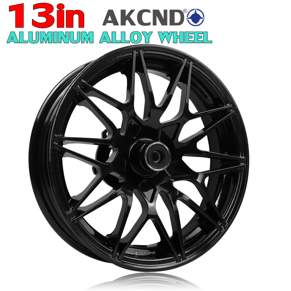 Universal 13 12 in Motorcycle accssorics Rims Front alumium alloy For yamaha nmax 155 aerocx 155 nvx 155 himda-in Rims from Automobiles & Motorcycles