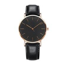 36 MM de lujo señoras reloj de la marca nueva moda de cuero casual de negocios de nylon correa de reloj de cuarzo resistente al agua