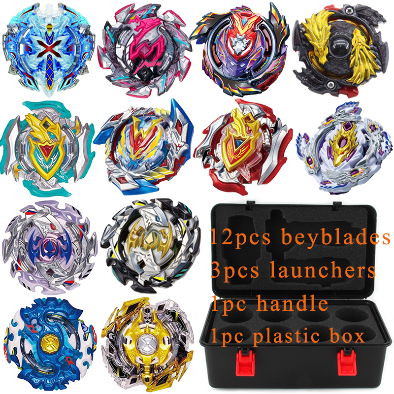 Toupie Beyblade Burst Set Toys Beyblades Arena Bayblade Metal Fusion 4D With Launcher Spinning Top Bey Blade Blades Toys