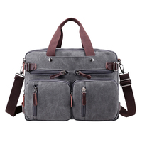 Multifunction New Casual Canvas Shoulder Bag Diagonal Package High Quality Men S Crossbody Male Messenger Bags