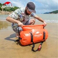 Naturehike на открытом воздухе сухая сумка 40L-120L речной поход сумка плавание водостойкие кемпинг на природе, езда на велосипеде спортивная сумка ...