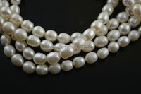7 8mm Fresh Water Pearl Potato Rice Beads Fit DIY Fashion Jewelry Necklace Making