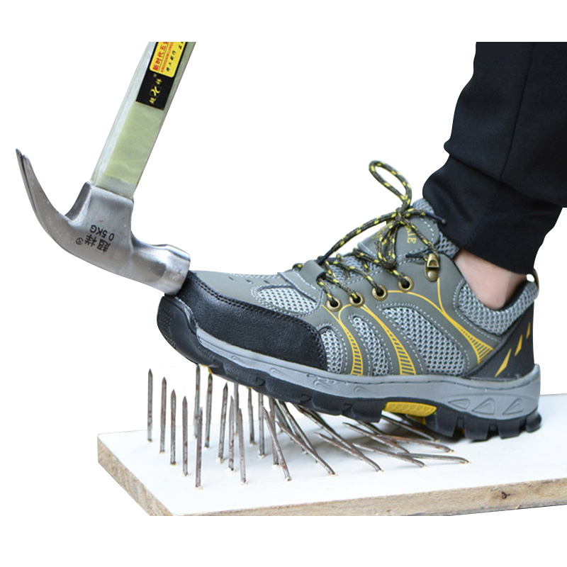 2019 Summer Labor Protection Safety Shoes Protective Shoes Breathable Anti-puncture Anti-wear Anti-skid Insulated Work Shoes Man2019 Summer Labor Protection Safety Shoes Protective Shoes Breathable Anti-puncture Anti-wear Anti-skid Insulated Work Shoes Man