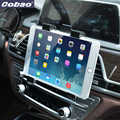 Universal 7 8 9 10 11 pulgadas tablet sostenedor de la PC del coche Del Coche Auto CD montaje tablet pc holder soporte para ipad 2/3/4 5 air para galaxy Tab
