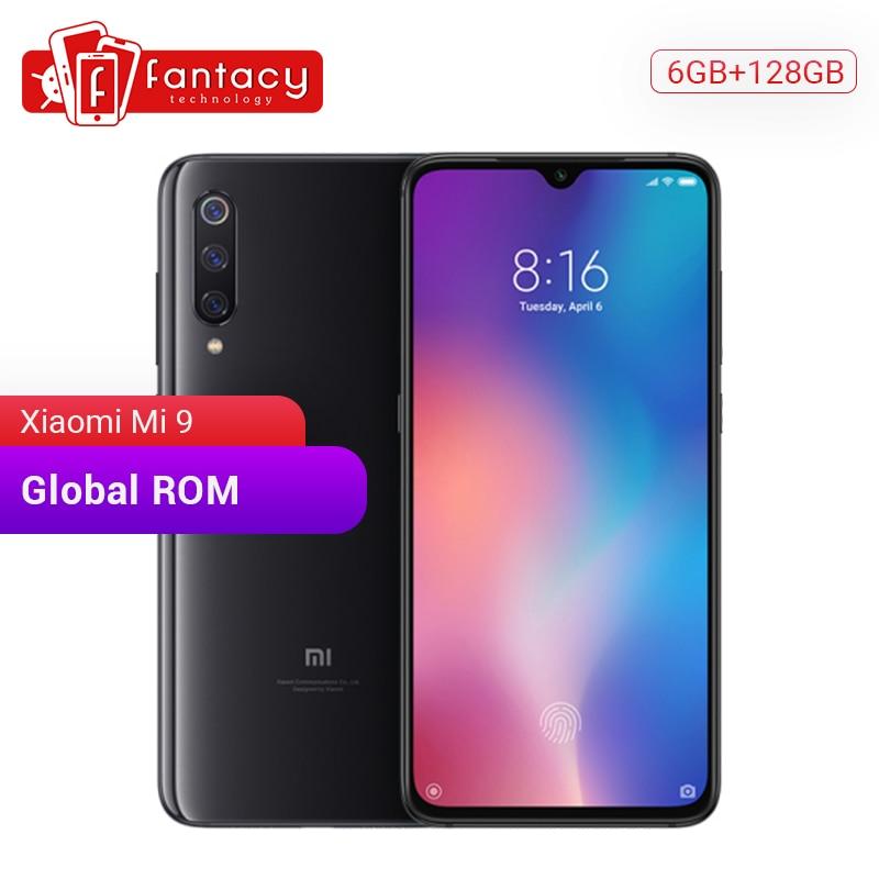 ROM Global Xiao mi mi 9 mi 9 Snapdragon 855 Octa Core 6GB 128GB 6.39