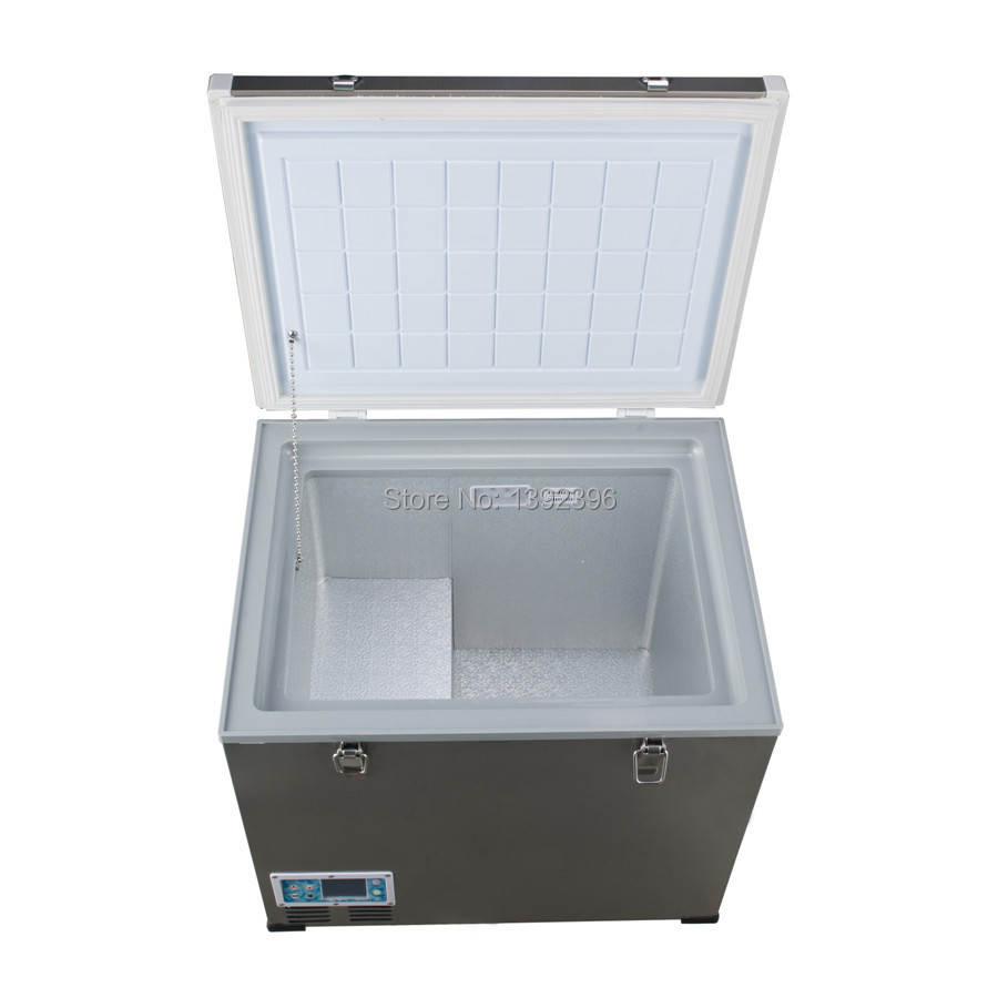 60L Outdoor Compressor Freezer Portable Fridge Mini Refrigerator 12v 24v  Automobile Freezer Icebox Cooler Box For Insulin In Refrigerators From  Automobiles ...