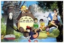 Diamond Mosaic Painting Cross Stitch Totoro Diamonds Embroidery Full Square Drill Home Decoration Cartoon
