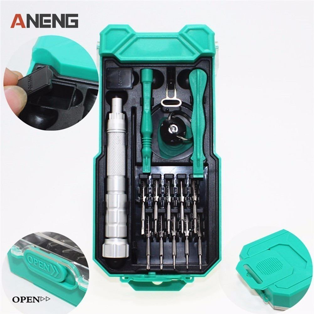 17pcs Security Tamper Proof Torx Hex Star Bit Set Magnetic Holder Screwdriver Bits Torx Hex Star Tamper Proof Screwdrivers Bit free pp proskit sd 2310 100 pieces tamper proof bit set torq torx hex star spanner tri wing electric screwdriver magnetic tools