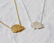 Daisies  One PieceGold Silver Hedgehog Necklace & Pendants Animal Hedgehog Necklace For Women 2015 Best Friend