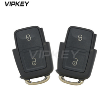 2buttons 434mhz remote key for skoda fabia superb octavia i 2002 2007 car key 1j0959753ag 1j0 1jo 959 753 ag with id48 chip Remotekey 2pcs Flip car remote key HU66 for VW for Volkswagen Golf Lupo Passat Polo 2 button 1J0 959 753 N ID48 chip 433 Mhz