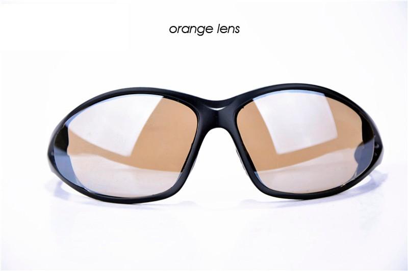 C4 orange lens