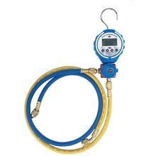 цена на Digital refrigeration manifold  gauge refrigerant refrigerante  pressure gauge high pressu gauge manifold pressure gauge vacuum