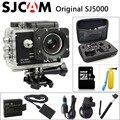 Original sjcam sj5000 ação esporte câmera 1080 p full hd giroscópio 2.0 polegadas LCD NTK96655 SJ 5000 CAM Mergulho 30 m À Prova D' Água Esportes DV