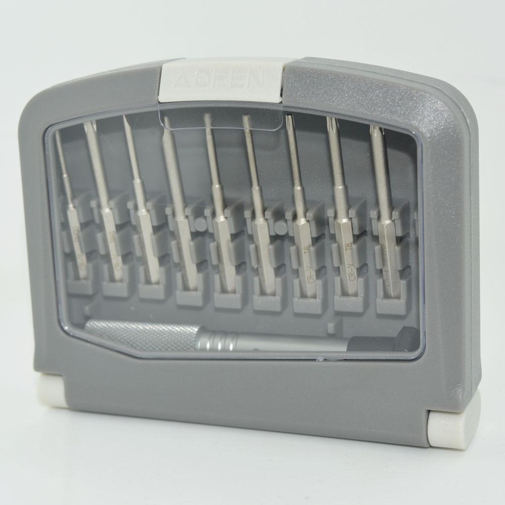 toolbox schroevendraaiers set voor telefoons en telecommunicatie, - Handgereedschap - Foto 2