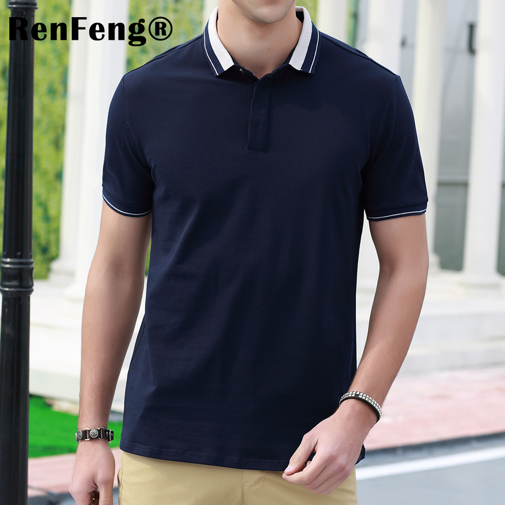 Plus Size M-3XL Brand New Men's Polo Shirt Tops&Tees Men 95% Cotton Short Sleeve shirt Brands jerseys Mens Shirts poloshirt T