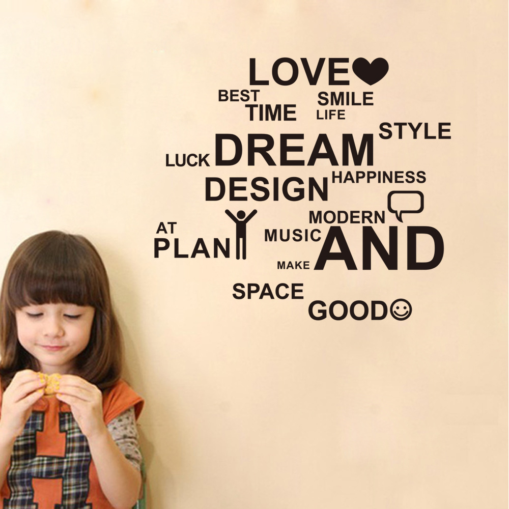 Quotes For Kids About Life Nursery Decor Quote Walldecal Love Best Smile Life Kids Room Home