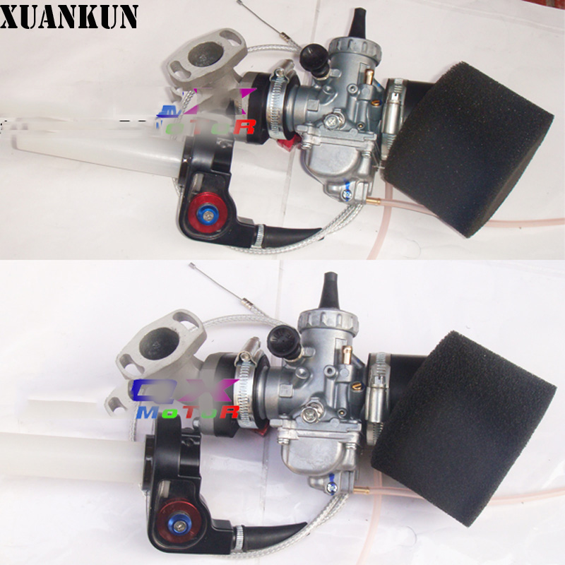 Двигатель XUANKUN 140/150/160 внедорожных мотоциклов модифицированные части большой Туф масло карбюратор комплект