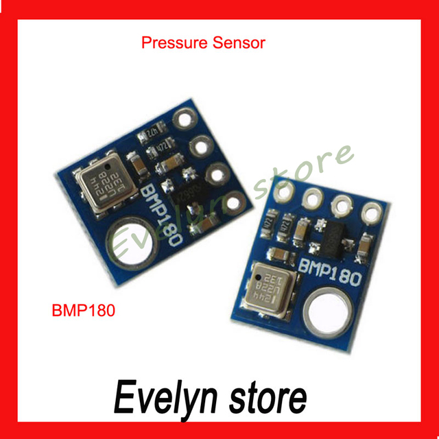 GY-68 BMP180 Digital Barometric Pressure Sensor Board Module compatible with BMP085  For Arduino